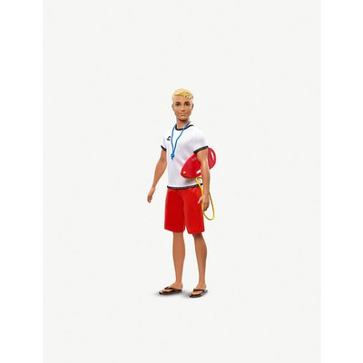 Ken Career Lifeguard doll 30.4cm