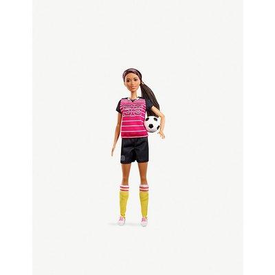Barbie athlete doll