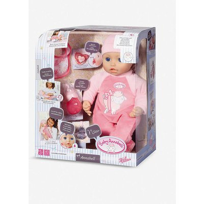 Annabell interactive doll 43cm