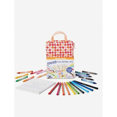 On-The-Go colouring kit