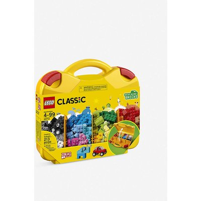 LEGO® Classic 10713 Creative Suitcase playset