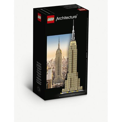 LEGO® Architecture 21046 Empire State Building set