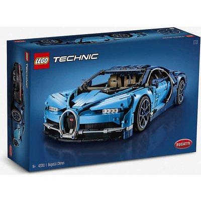 LEGO® Technic 42083 Bugati Chiron Supercar building set