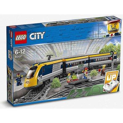 LEGO® 60197 Passenger Train set