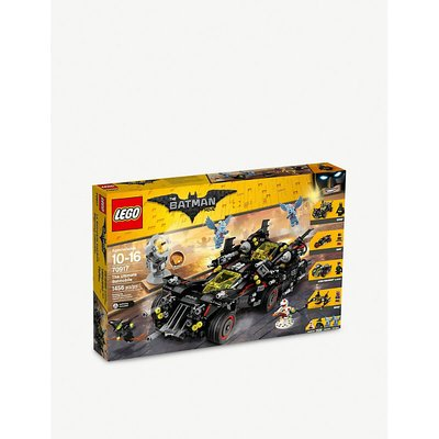 The Lego Batman Movie The Ultimate Batmobile