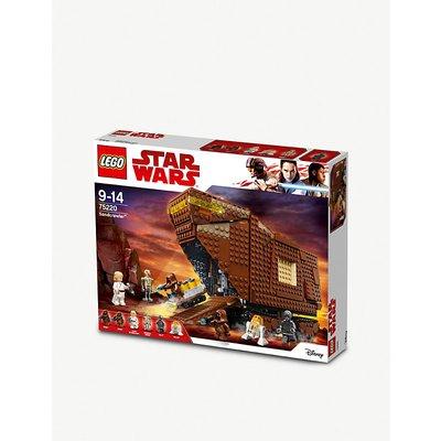 75220 Star Wars Sandcrawler set