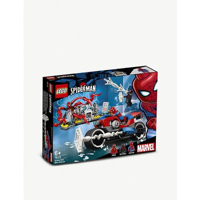LEGO® Spider-Man Bike Rescue