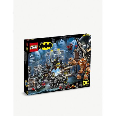 LEGO® DC Super Heroes Batcave Clayface Invasion