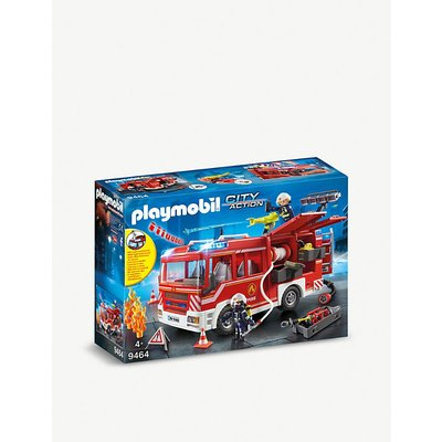 City Action fire engine set