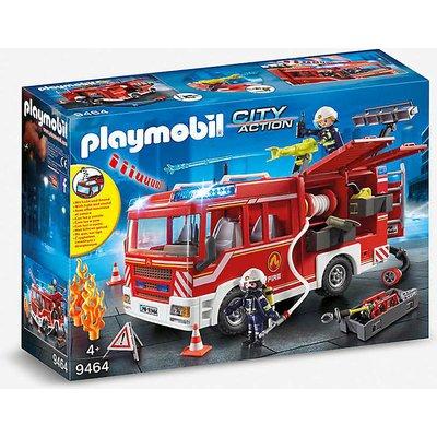 City Action 9464 fire engine set