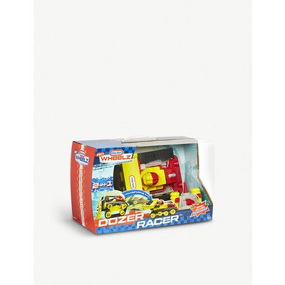 Dozer racer 2-in-1 remote-controlled toy