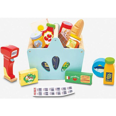 Grocery and scanner set