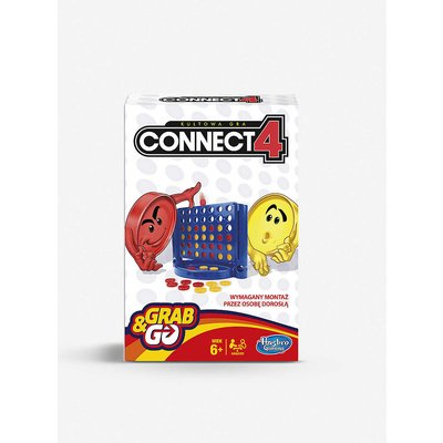 Hasbro Gaming Connect 4 Grab and Go board game