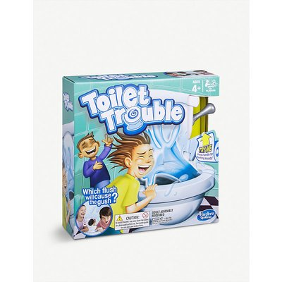 Toilet Trouble board game