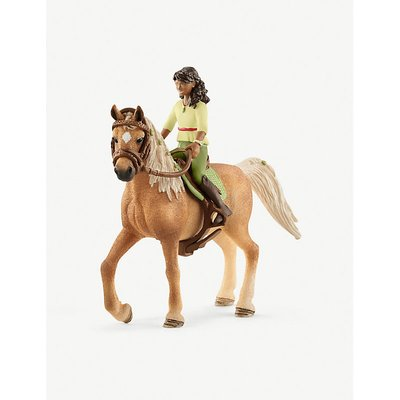 Horse Club Sarah and Mystery play set