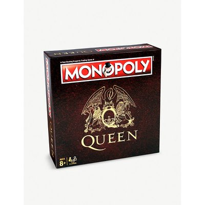 Queen Monopoly board game