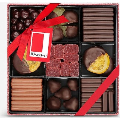 Chocolate fruit selection 880g