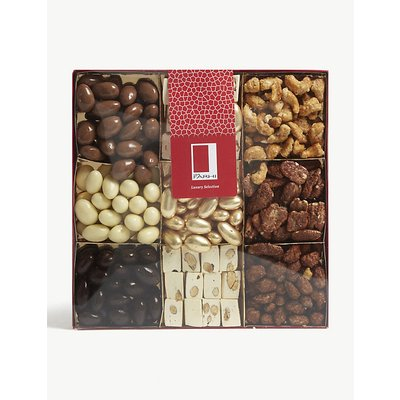Farhi Chocolate and Caramelised Nut Selection Box, Size: 1080g