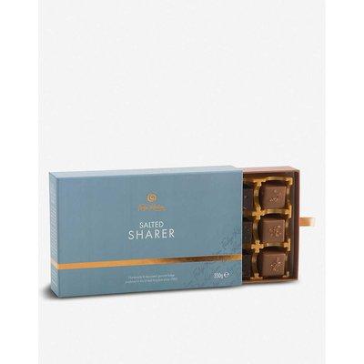 Salted Sharer assorted fudge 330g