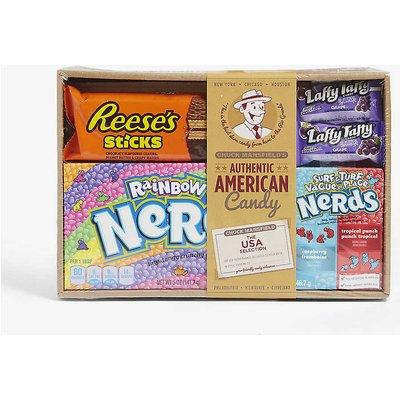 American sweets selection box 180g