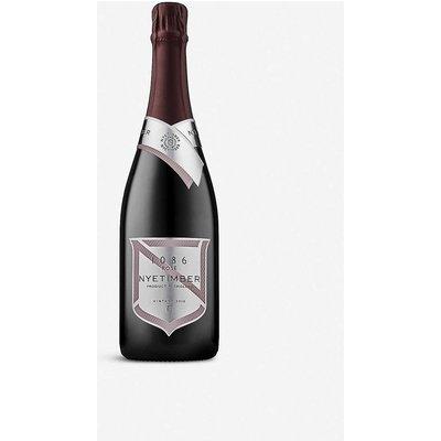 Nyetimber 1086 Prestige Cuvee Rosé Vintage sparkling wine 2010 750ml