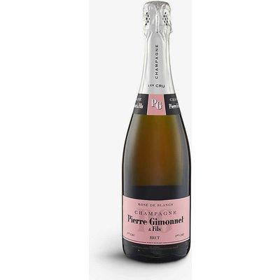 Pierre Gimonnet Gimonnet Cuvée Rosé de Blancs 1er Cru Brut champagne 750ml, Size: 1 Size