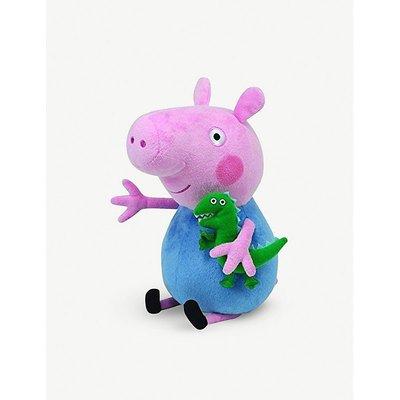 Peppa Pig George Beanie Baby 33cm
