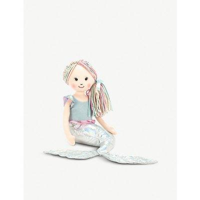Aqua-lily mermaid soft toy 19cm