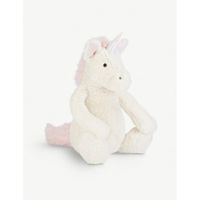 e9cb33bcbcb9 Jellycat Bashful unicorn huge soft toy 51cm