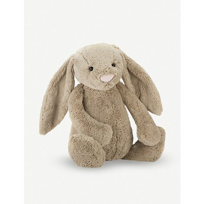 Bashful bunny soft toy large