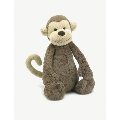 Jellycat Bashful monkey plush toy 36cm