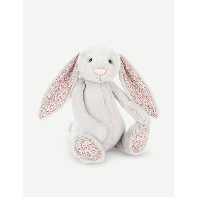 Blossom bunny soft toy large