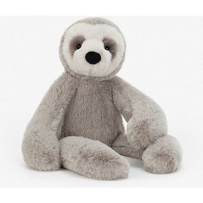 Scrumptious Bailey sloth large soft toy 41cm