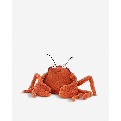 Crispin Crab soft toy 15cm
