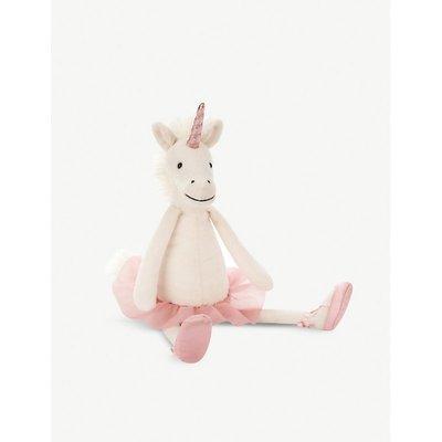 Dancing Darcey unicorn soft toy