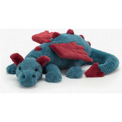 Dexter dragon medium soft toy 50cm