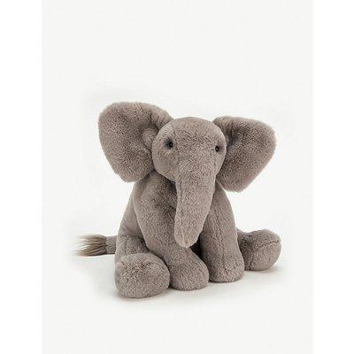 Emile elephant large soft toy 43cm