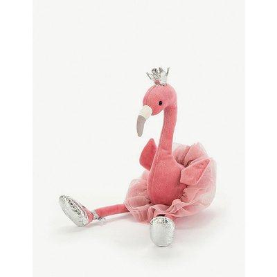 Fancy Flamingo large soft toy 56cm
