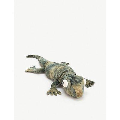Gary Gecko lying soft toy 73cm