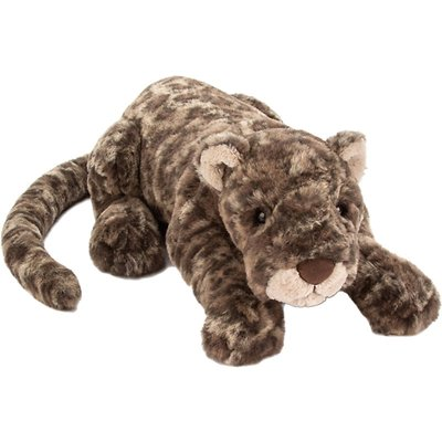 Lexi leopard soft toy