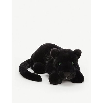 Paris panther large soft toy 46cm