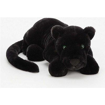 Paris panther large soft toy 46cm