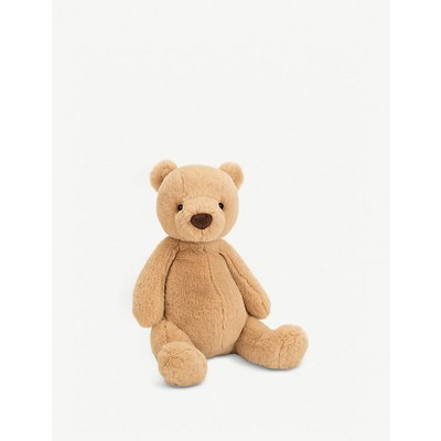 Puffles bear soft toy 19cm