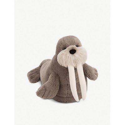 Willie Walrus soft toy 40cm