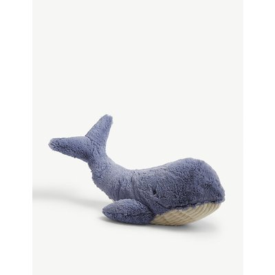Wilbur whale soft toy