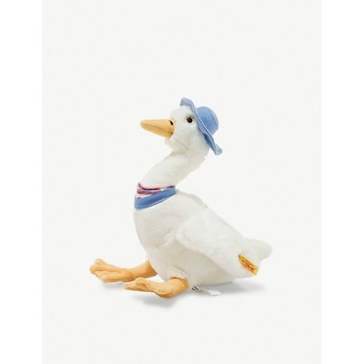 Jemima Puddle Duck soft toy 27cm