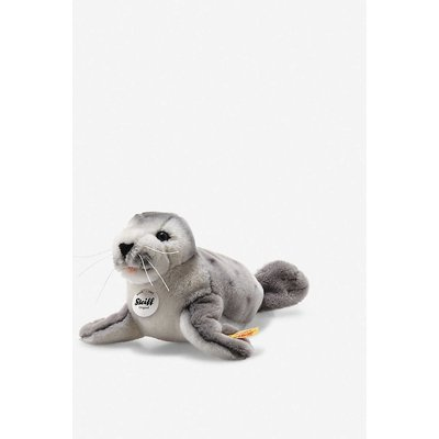 National Geographic Sheila Baby Seal soft toy 23cm