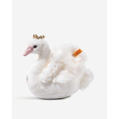 Susie swan plush soft toy 20 cm