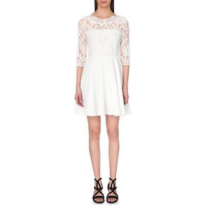 Claudie Pierlot Rhodes crepe dress, Women's