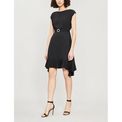 Regard crepe dress